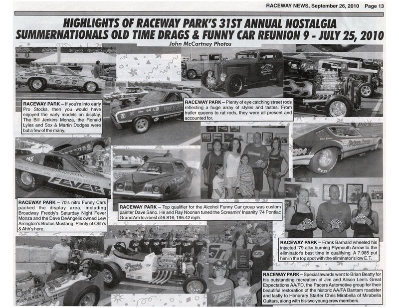 Raceway Park News FCR 2010 Bottom